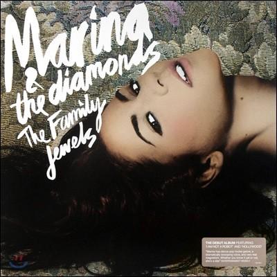 Marina & The Diamonds - 1집 The Family Jewels [LP]