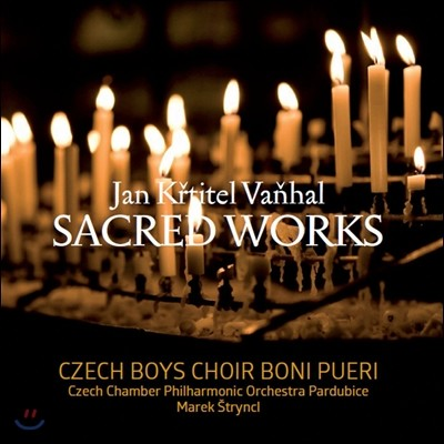 Czech Boys Choir Boni Pueri 반할: 성가 작품집 - 보니 푸에리 체코 소년 합창단 (Jan Krtitel Vanhal: Sacred Works)