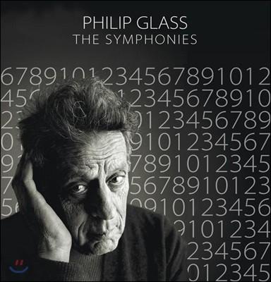 Dennis Russell Davies 필립 글래스: 교향곡 전집 (Philip Glass: The Symphonies)