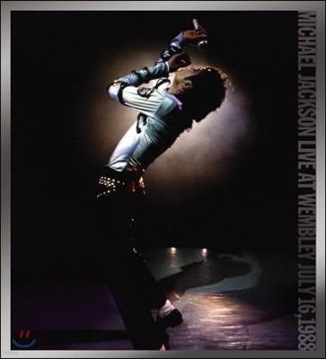 Michael Jackson (마이클 잭슨) - Live at Wembley