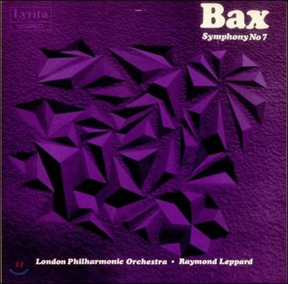 Raymond Leppard 아놀드 백스: 교향곡 7번 - 레이몬더 레파드, 런던필하모닉 (Arnold Bax: Symphony No.7)
