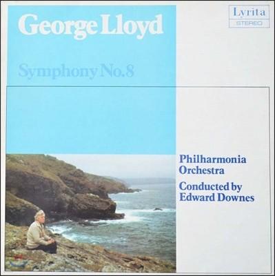 Edward Downes 조지 로이드: 교향곡 8번 - 에드워드 다운스, 필하모니아 오케스트라 (George Lloyd: Symphony No.8)