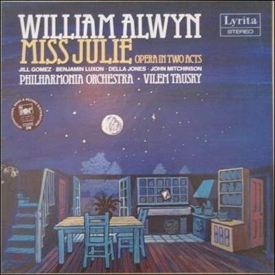 Vilem Tausky / Jill Gomez 윌리엄 얼윈: 오페라 '미스 줄리' (William Alwyn: Miss Julie)