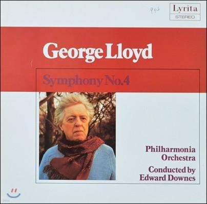 Edward Downes 조지 로이드: 교향곡 4번 - 에드워드 다운스 (George Lloyd: Symphony No.4)