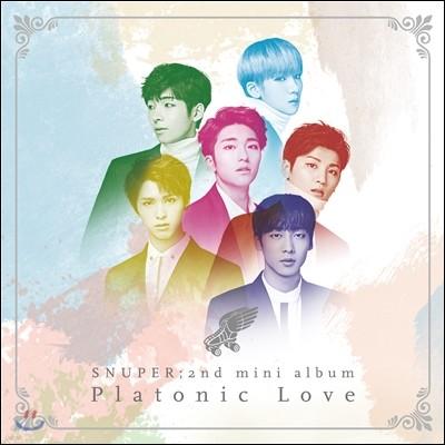 스누퍼 (Snuper) - 미니앨범 2집 : Platonic Love