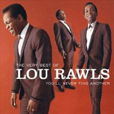 Lou Rawls - Very Best of Lou Rawls: You'll Never Find Another (CD)