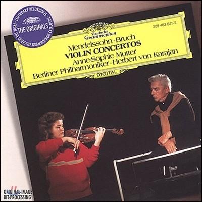 Anne-Sophie Mutter 멘델스존 / 브루흐 : 바이올린 협주곡 - 안네 소피 무터 (Mendelssohn / Bruch: Violin Concerto)