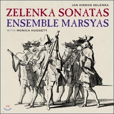 Ensemble Marsyas 젤렌카: 소나타 ZWV181/5, ZWV181/3, ZWV181/6 (Jan Dismas Zelenka: Sonatas) 앙상블 마르슈아스