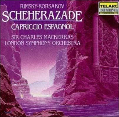 Charles Mackerras 림스키 코르사코프: 세헤라자데, 스페인 카프리치오 (Rimsky-Korsakov: Scheherazade, Capriccio Espagnol) 찰스 맥커라스, 런던 심포니