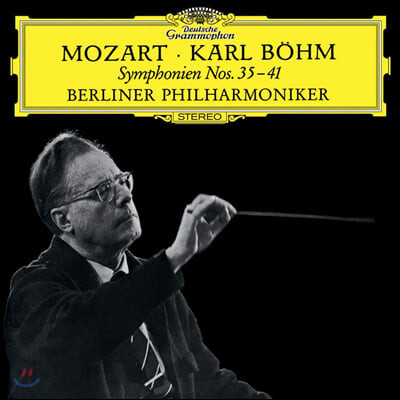 Karl Bohm 모차르트: 후기 교향곡집 35-41번 (Mozart: Symphonies)