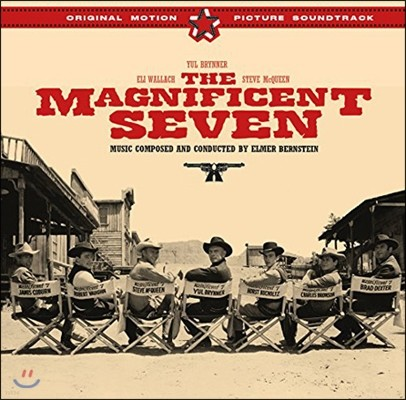 The Magnificent Seven: Music Composed And Conducted By Elmer Bernstein