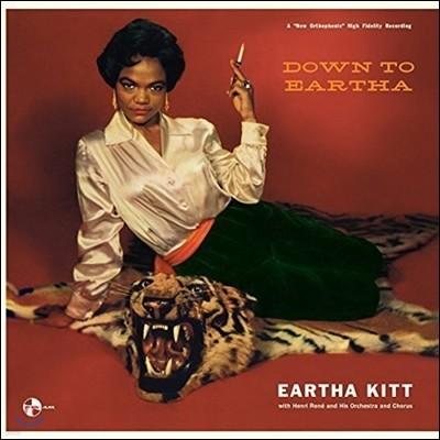 Eartha Kitt - Down To Eartha [LP]