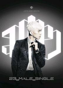 장우영 / 23,Male,Single (Silver Edition/미개봉)