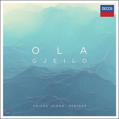 올라 야일로 작품집 - 성악, 피아노, 현악 작품 모음집 (Ola Gjeilo - Voices, Piano, Strings)