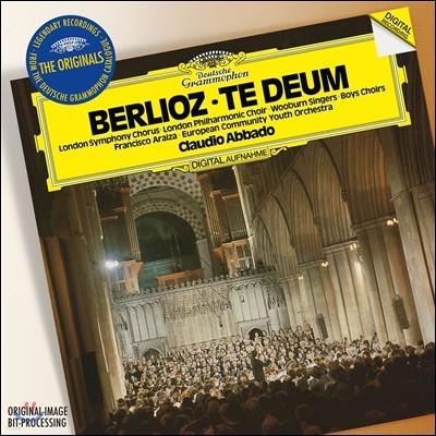 Claudio Abbado 베를리오즈: 테 데움 - 클라우디오 아바도 (Berlioz: Te Deum Op.22)