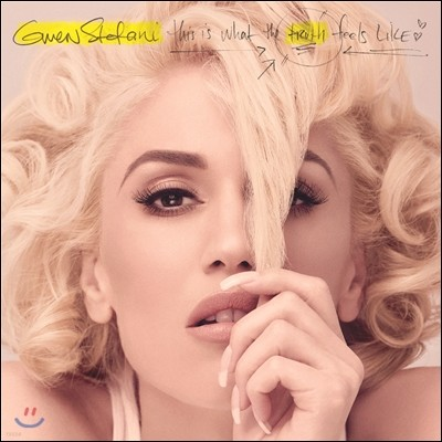 Gwen Stefani - This Is What The Truth Feels Like (Standard Edition)