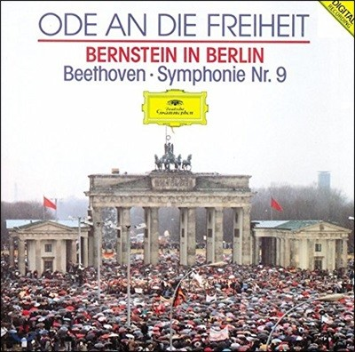 Ode An Die Freiheit : 베를린의 번스타인 - 베토벤 교향곡 9번 '합창'
