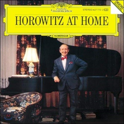 호로비츠 앳 홈 (Vladimir Horowitz At Home)