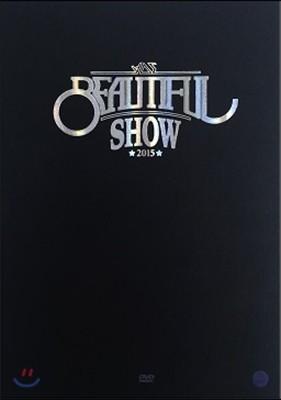 비스트 (Beast) 2015 Beautiful Show DVD
