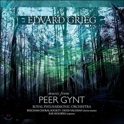 Thomas Beecham 그리그: 페르 귄트 (Grieg: Music from 'Peer Gynt') [LP]