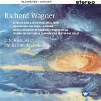 바그너: 관현악 작품집 (Wagner: Orchestral Works) (2CD) - Otto Klemperer