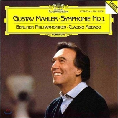 Claudio Abbado 말러: 교향곡 1번 - 클라우디오 아바도 (Mahler: Symphony No.1)