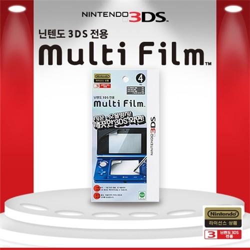 [3DS 주변기기]닌텐도 3DS 전용 멀티필름