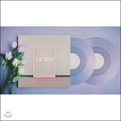 The 1975 - I Like It When You Sleep, For You Are So Beautiful Yet So Unaware Of It 2집 [투명 컬러 2LP]