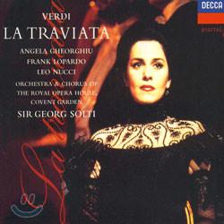 Georg Solti / Angela Gheorghiu 베르디: 라 트라비아타 (Verdi: La Traviata)