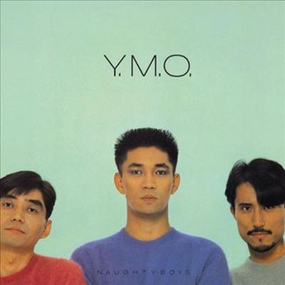 Yellow Magic Orchestra (Y.M.O.) - Naughty Boys & Instrumental (Ltd. Ed)(Gatefold)(180G)(2LP)