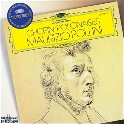 Maurizio Pollini 쇼팽 : 폴로네이즈 (Chopin : Polonaises) 마우리치오 폴리니