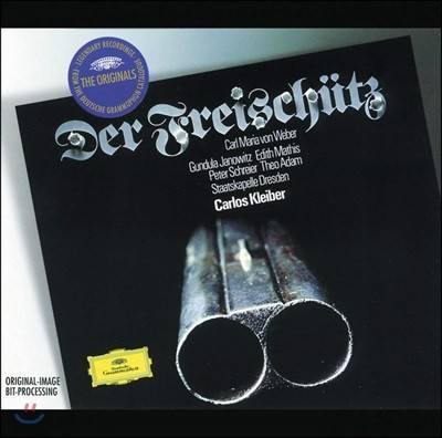 Carlos Kleiber 베버: 오페라 마탄의 사수 - 카를로스 클라이버 (Weber: Der Freischutz)