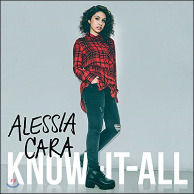Alessia Cara (알레시아 카라) - 1집 Know-It-All