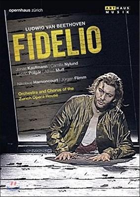 Jonas Kaufmann / Nikolaus Harnoncourt 베토벤: 오페라 '피델리오' (Beethoven: Fidelio) 요나스 카우프만, 니콜라우스 아르농쿠르