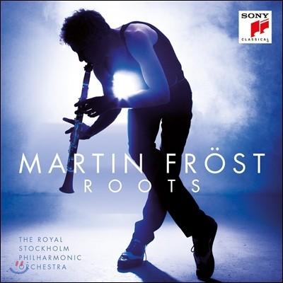 Martin Frost 마틴 프뢰스트 클라리넷 독주, 협주곡집 - 빙엔 / 텔레만 / 브람스 / 슈만 / 피아졸라 (Roots - Hildegard von Bingen / Telemann / Brahms / Schumann / Piazzolla)