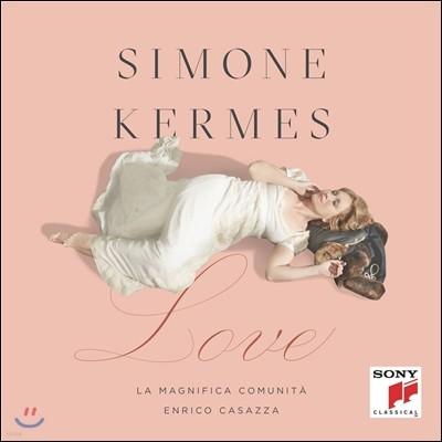 Simone Kermes 시모네 케르메스 '러브' - 르네상스와 바로크의 사랑 노래 (Love - Monteverdi / Purcell / Cesti / Merula / Dowland)