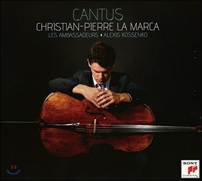 Christian-Pierre La Marca 칸투스 - 바흐 / 포레 / 비발디 / 피아졸라: 첼로로 연주하는 종교 성악작품 (Cantus) 크리스티앙-피에르 라 마르카