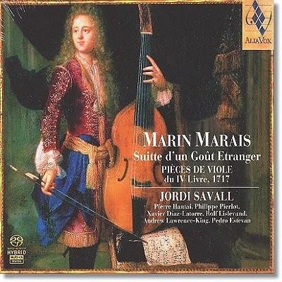 Jordi Savall 마랭 마레: 방랑자 모음곡 - 비올을 위한 4번째 작품집, 1717 Marche Tartare (Suite in a Foreign Style)