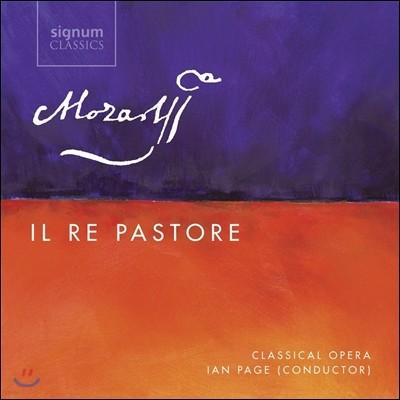 Ian Page 모차르트: 오페라 '양치기 왕' (Mozart: Il Re Pastore, K208)