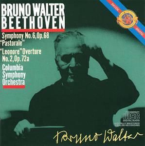 Bruno Walter / Beethoven : Symphony No. 6, Overture No.2 Op.72 Leonore (CCK7009)
