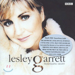 Lesley Garrett - Travelling light