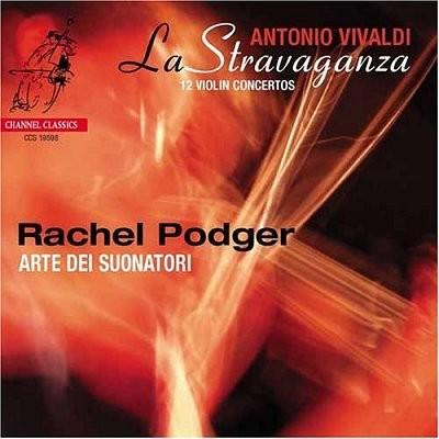 Rachel Podger 비발디: 라 스트라바간자 [바이올린 협주] 레이첼 포저 (Vivaldi  La Stravaganza)