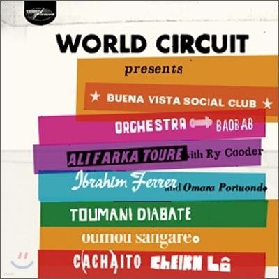월드뮤직 전문 레이블 `월드 서킷` 20주년 기념 앨범 (World Circuit Presents)