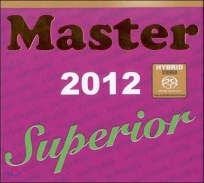 2012 Master Music 레이블 오디오파일 샘플러 (Master Superior 2012)