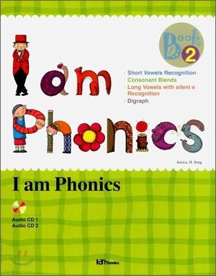I am Phonics Book 2