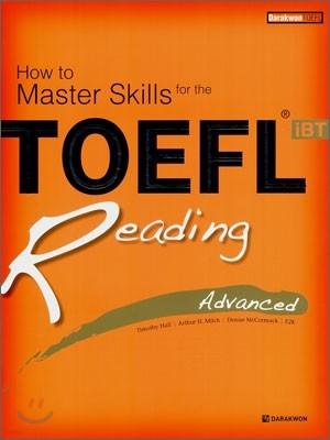 TOEFL iBT Reading Advanced