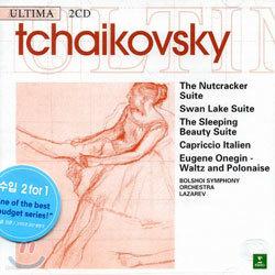 Tchaikovsky : The NutcrackerㆍSwan Lake : Alexander Lazarev