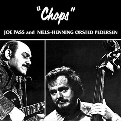 Joe Pass & Niels-Henning Orsted Pedersen - Chops (Remastered)(Limited Edition)(180g Audiophile Vinyl LP)(Back To Black Series)(MP3 Voucher)
