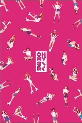 오마이걸 (OH MY GIRL) - 미니앨범 3집 : Pink Ocean
