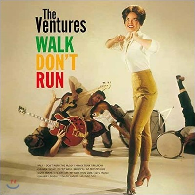 The Ventures - Walk Don't Run (Limited Edition)